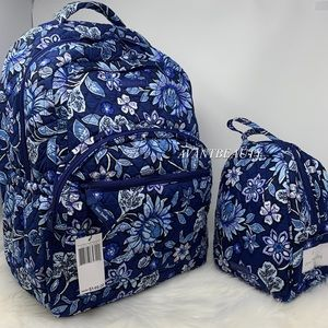 Tropics tapestry Vera Bradley backpack lunch lunch